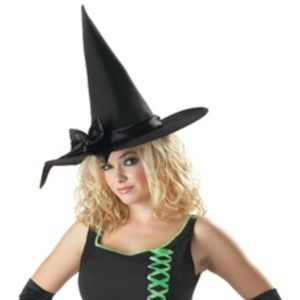 In-character Other - Black Magic Witch Costume